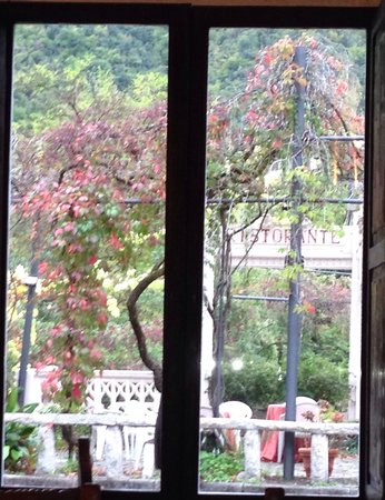 Ristorante Hotel Antico Furlo : Che spettacolo !