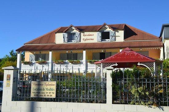 Résidence Eglantine : La résidence