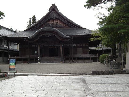 Koyasan Daishi Kyokai: 受戒堂