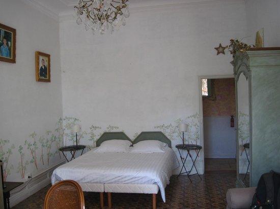 Bastide de l'Etoile: Chambre n°3