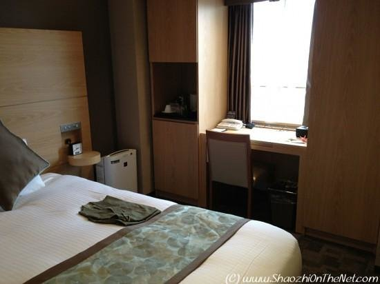 Almont Hotel Kyoto: Single room