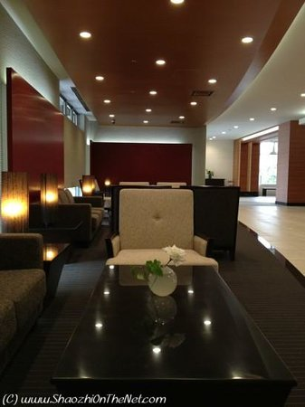 Almont Hotel Kyoto: Lobby
