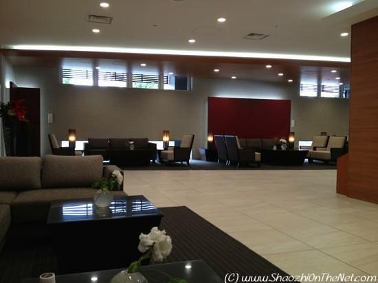 Almont Hotel Kyoto: Lobby