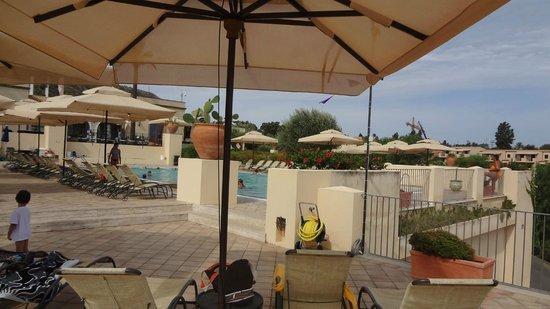 Hapimag Resort Cefalu : piscina