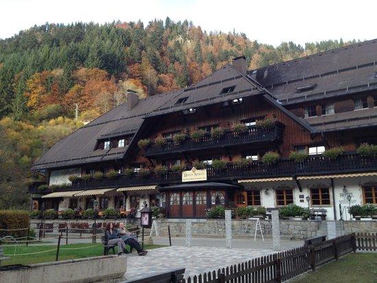 BEST WESTERN Hotel Hofgut Sternen: Hotel
