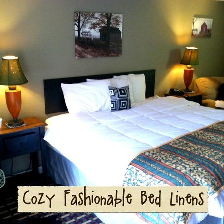 Country Town N' Suites: Warm and inviting!