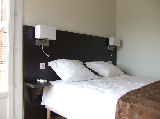 Hôtel si mea : chambre
