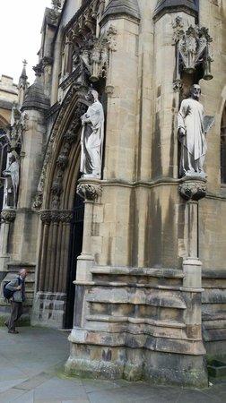 Bristol Cathedral: Grand Entrance