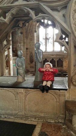 Bristol Cathedral: Children Welcome