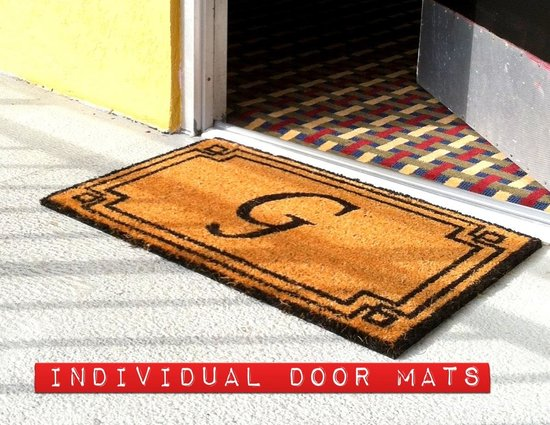 Country Town N' Suites: Individual doormats