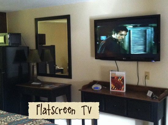 Country Town N' Suites: Flatscreen