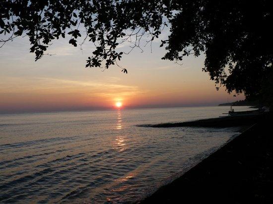 Ciliks Beach Garden: Sonnenaufgang mit frischem Kaffee