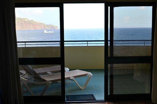 Pestana Palms : One of our three balconies