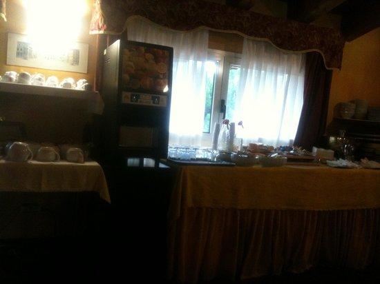 Hotel Riz : Sala colazione2