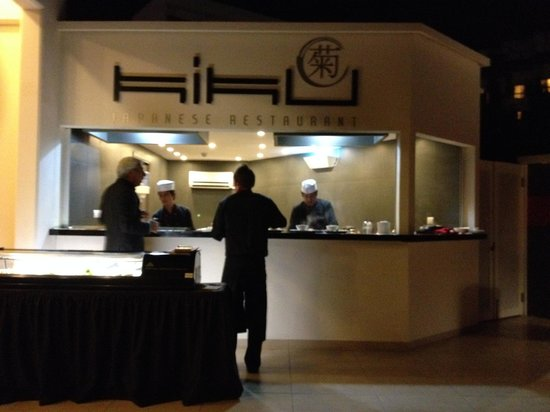 Elias Beach Hotel: Japanese restaurant