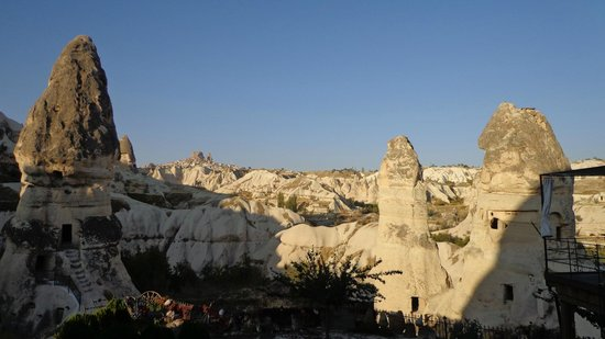 Goreme Suites Hotel: View from our room.