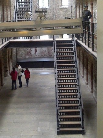 Oriel House Hotel : Inside Cork Prison