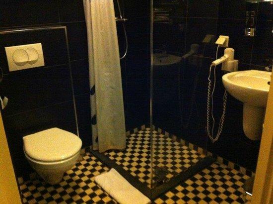 Hotel Atlantis: Baño