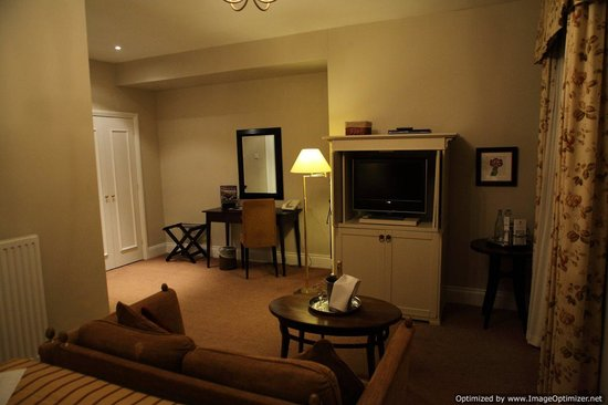 Hatherley Manor: our executive room