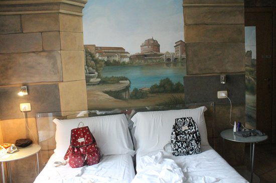 Suites Trastevere: Our triple room