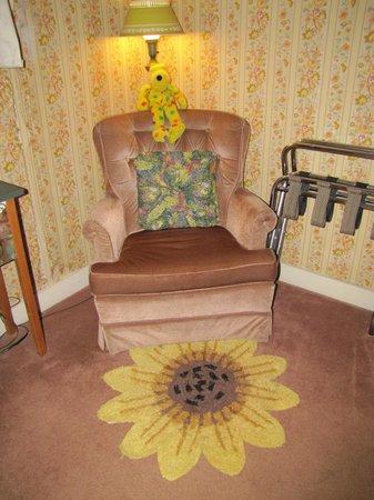 Wells River Motel: dettaglio nella camera