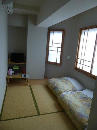 Family Inn Saiko : Bedroom number 2