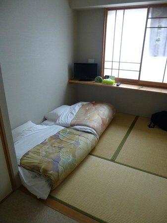Family Inn Saiko : Bedroom number 1