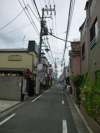 Family Inn Saiko : Outside Hotel