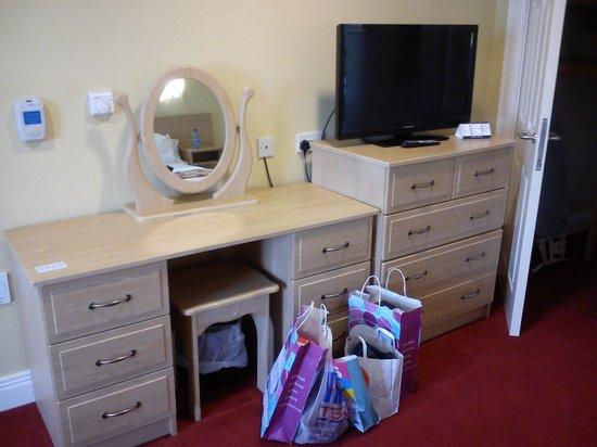 The Harbour Inn: bedroom2