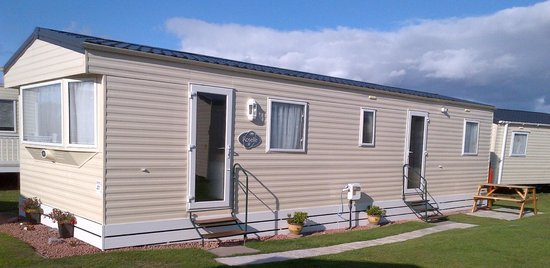 Parkdean - Nairn Lochloy Holiday Park: Our ABI Roselle on Site No 23