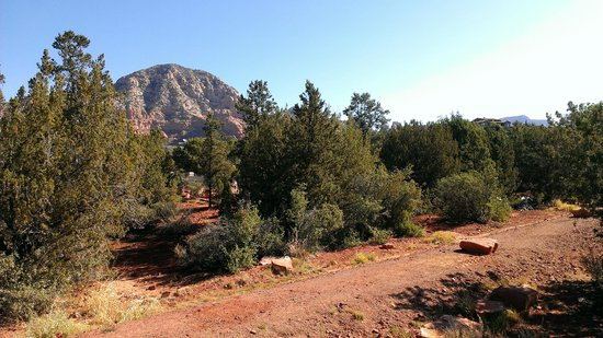 The Suites at Sedona B&B: Beautiful views