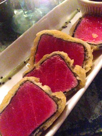 OKO Noodle Bar: Superb Seared Tuna