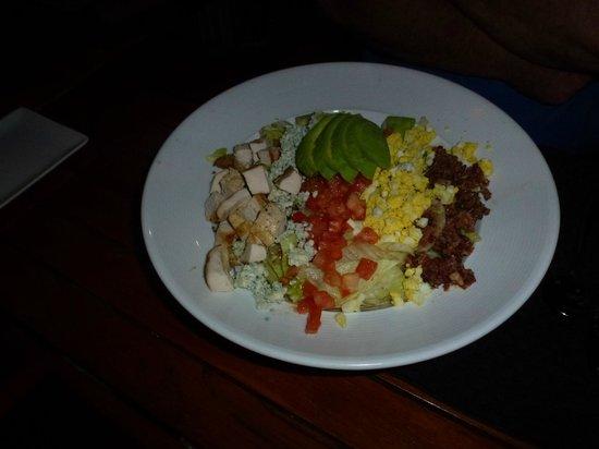 Sheraton Fairplex Hotel & Conference Center : Great salad!
