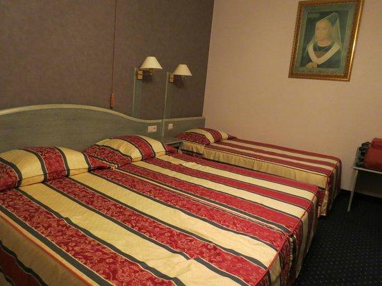 Anselmus Hotel: Chambre n°7