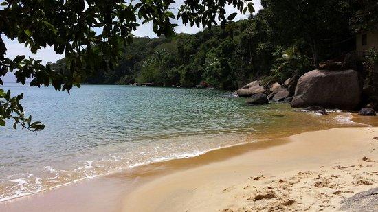 Lopes Mendes Beach : Une des plages randonnée Lopes Mendes.