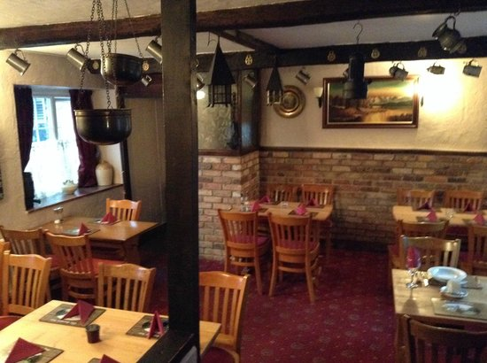 Askerswell, UK: the restaraunt