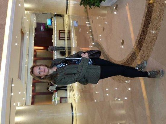 Yindu Hotel: recepcion