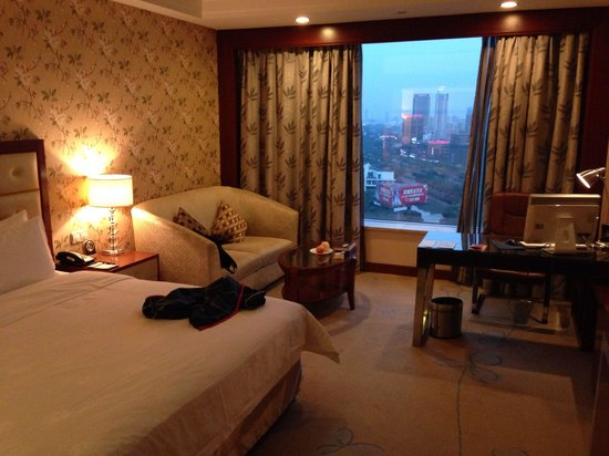 Fuyue Hotel: Cosy and comfy room