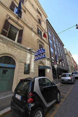 Hotel Patria: ホテル パトリア