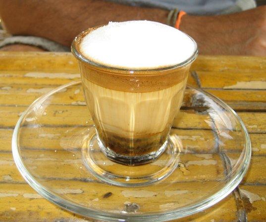 Kappa's Coffee : Il buonissimo piccolo latte