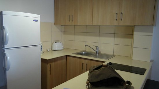 Frangiorgio Hotel Apartments: Kitchen facilities
