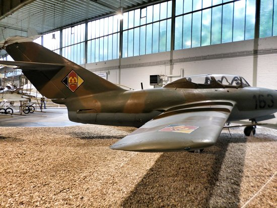 Military History Museum of Bundeswehr: MiG-17 Trainer