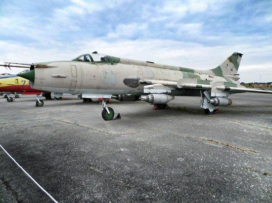 Military History Museum of Bundeswehr: Sukhoi Su-17