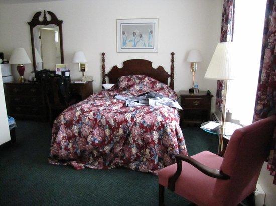 Travelers Inn: stanza