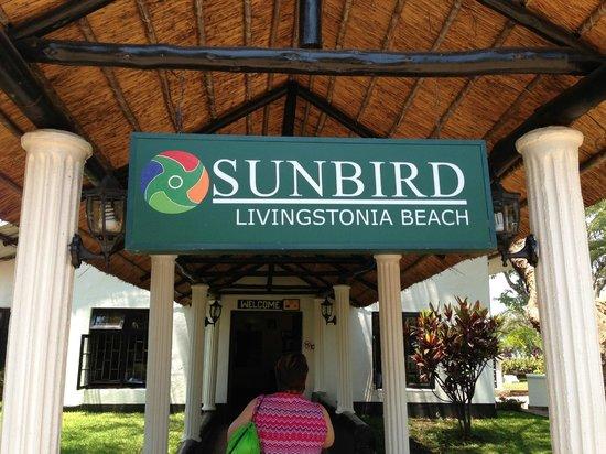 Sunbird Livingstonia Beach: Welcom