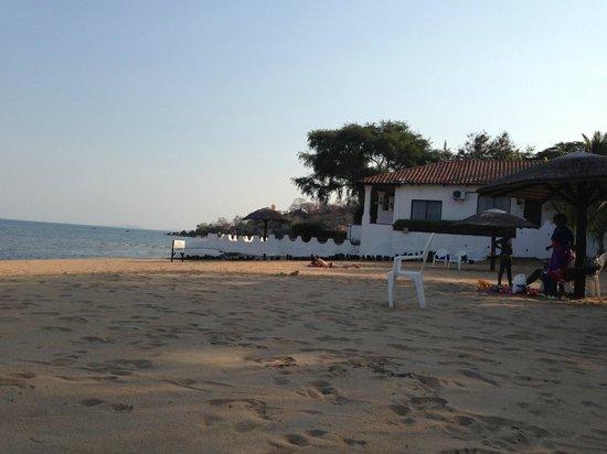 Sunbird Livingstonia Beach: Beach front villa
