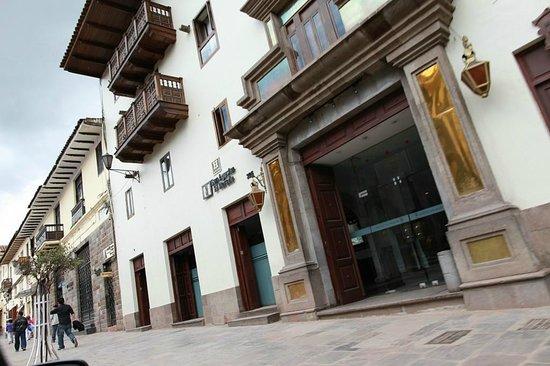 El Dorado San Agustin: サン アウグスティン エル ドラド ホテル     Ave El Sol 395, クスコ, ペルー