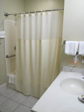 BEST WESTERN Plus Cold Spring: bagno