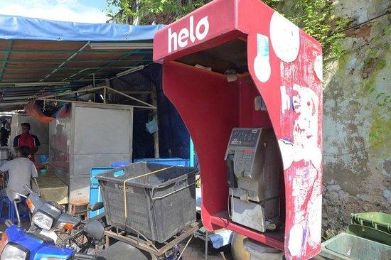 Little India - Penang: Helo