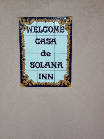 Casa de Solana Bed and Breakfast: Very nice B&B